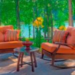 Top Outdoor Furniture Trends of 2013