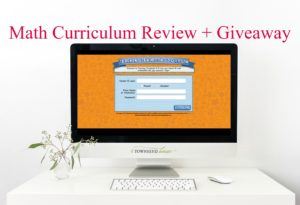 Homeschooling Math: Teaching Textbooks 3.0 Review + Giveaway