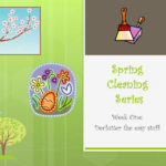 Spring Cleaning Series – Week One : Declutter the Easy Stuff