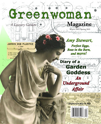 Greenwoman Magazine: A Literary Garden Review & Giveaway