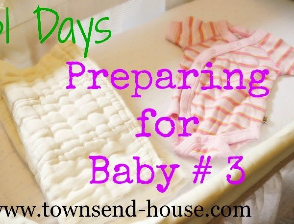 {31 Days} Preparing for Baby # 3 – Planning to Nurse Again