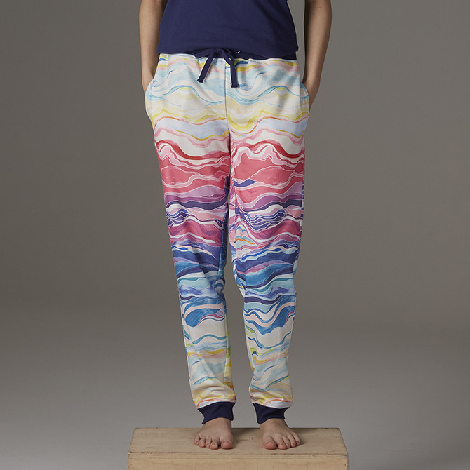 Erin Condren Colorful Layers Joggers