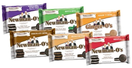Newman's Own Organics Review & Giveaway!