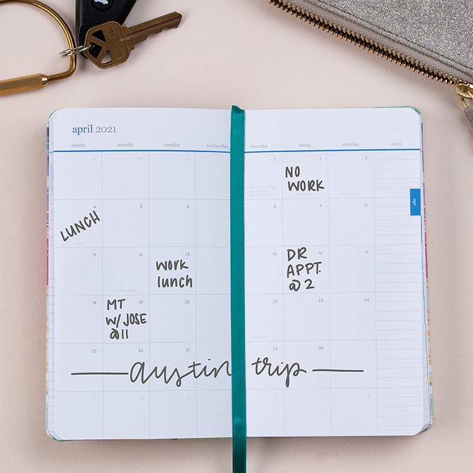 Erin Condren Pocket Planner