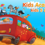 Kids Academy App feature