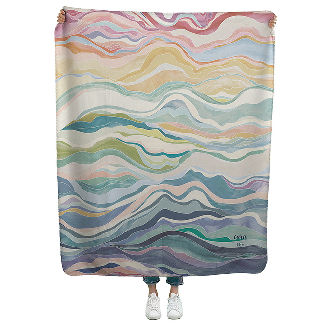 Erin Condren Sherpa Throw