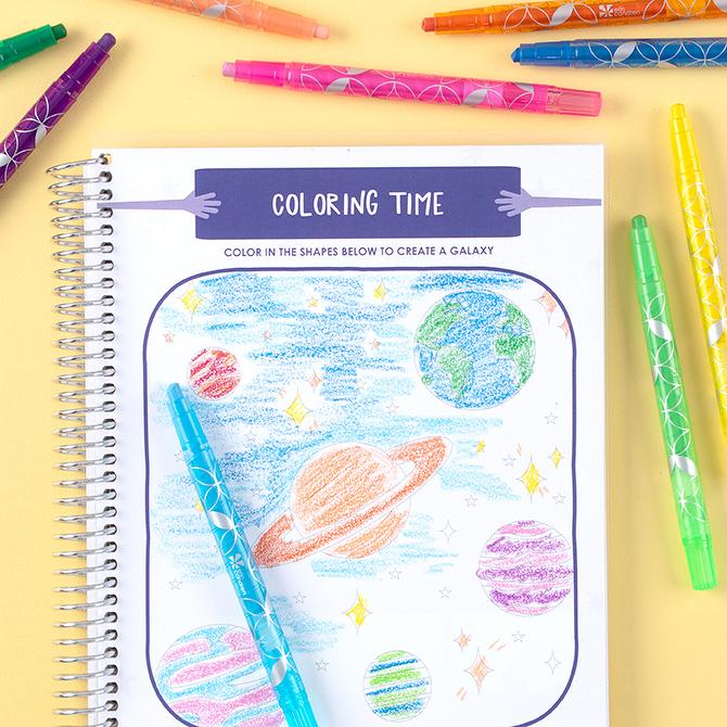 Erin Condren Twistable Crayons